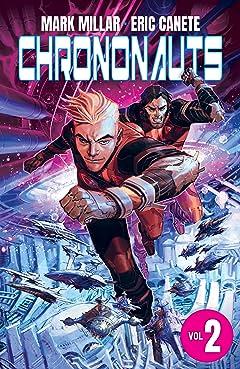 Chrononauts: Futureshock Tome 2