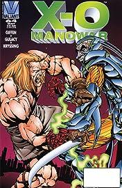 X-O Manowar (1992-1996) #64