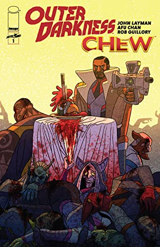 Outer Darkness/Chew No.1