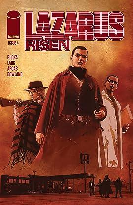 Lazarus: Risen #4