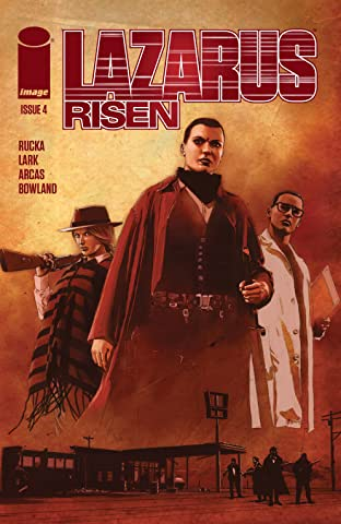 Lazarus: Risen #4