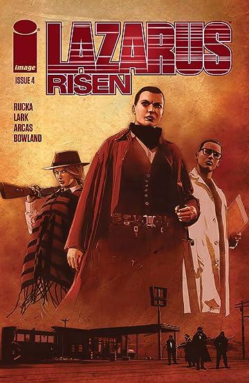 Lazarus: Risen No.4