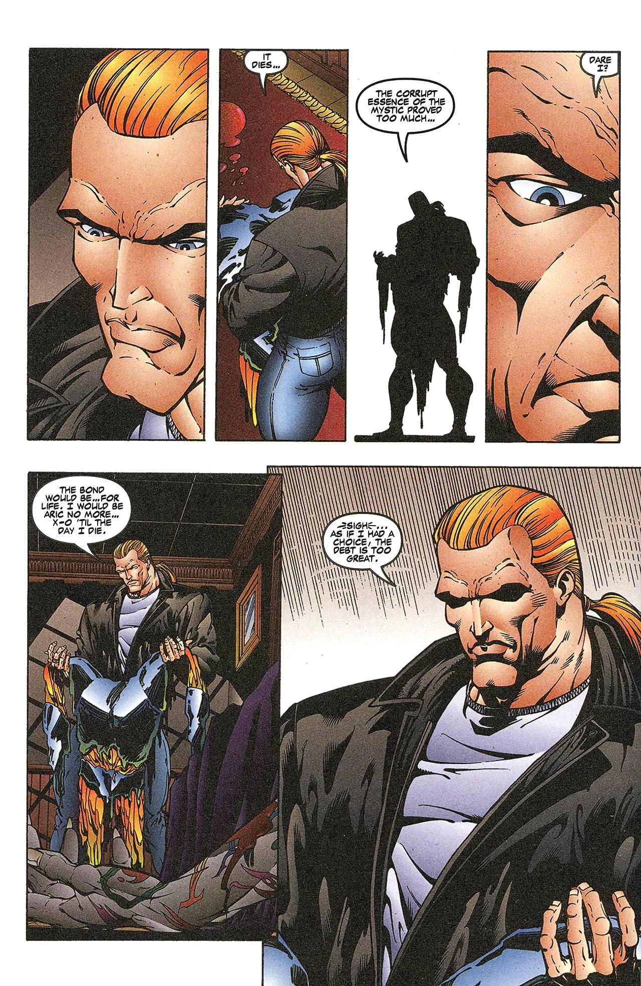 X-O Manowar (1992-1996) #65