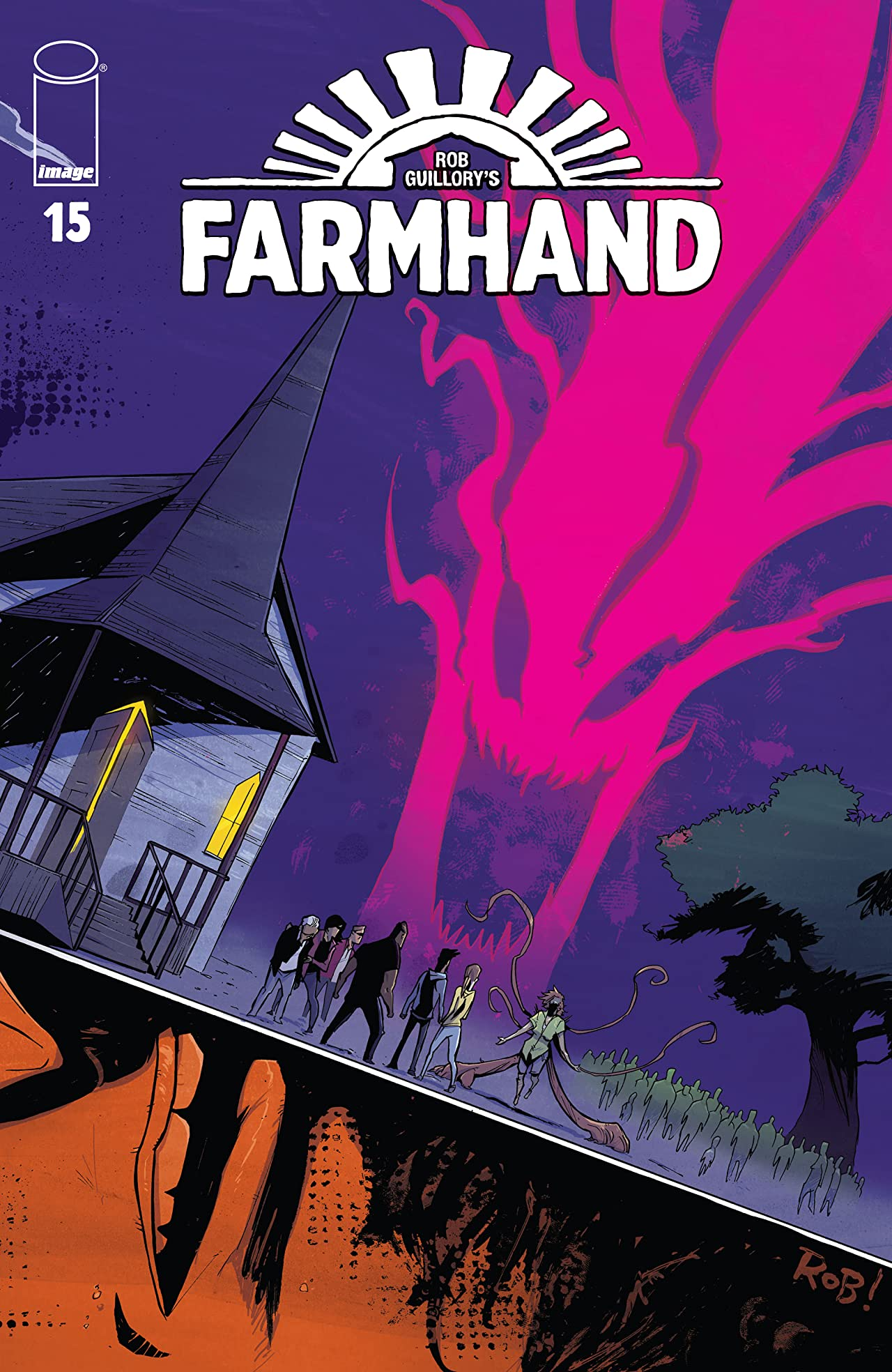 Farmhand No.15