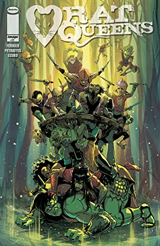 Rat Queens (2017-) No.21