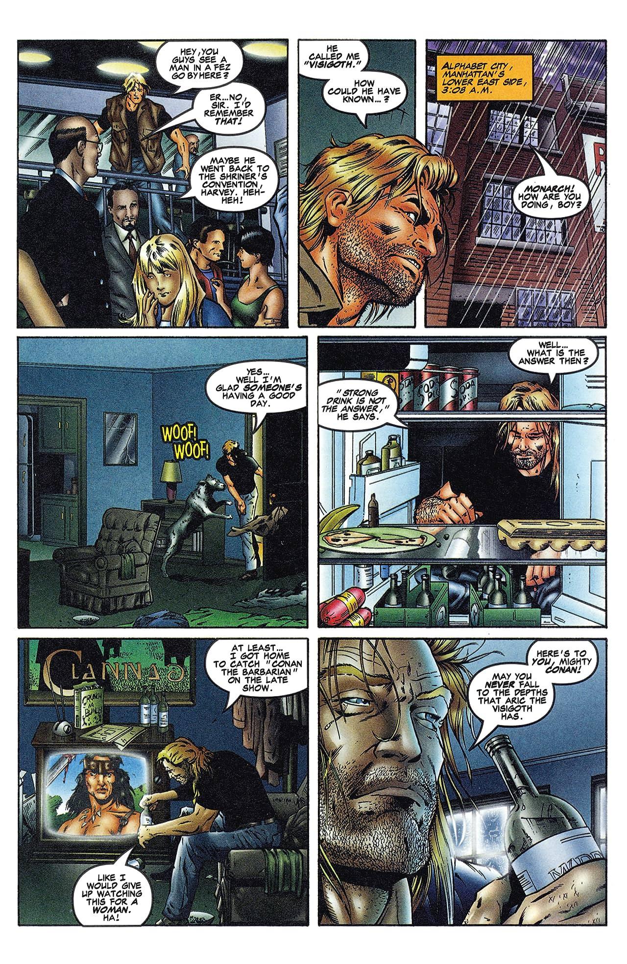 X-O Manowar (1992-1996) #67