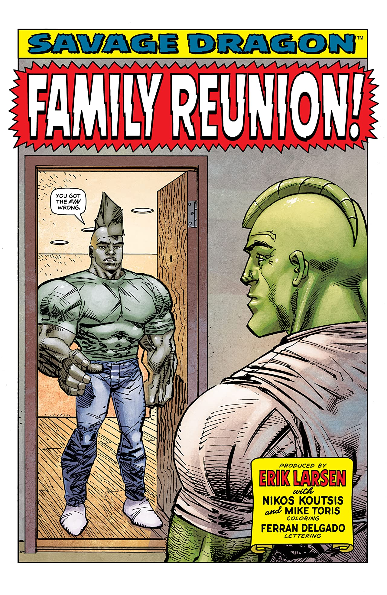 Savage Dragon #251
