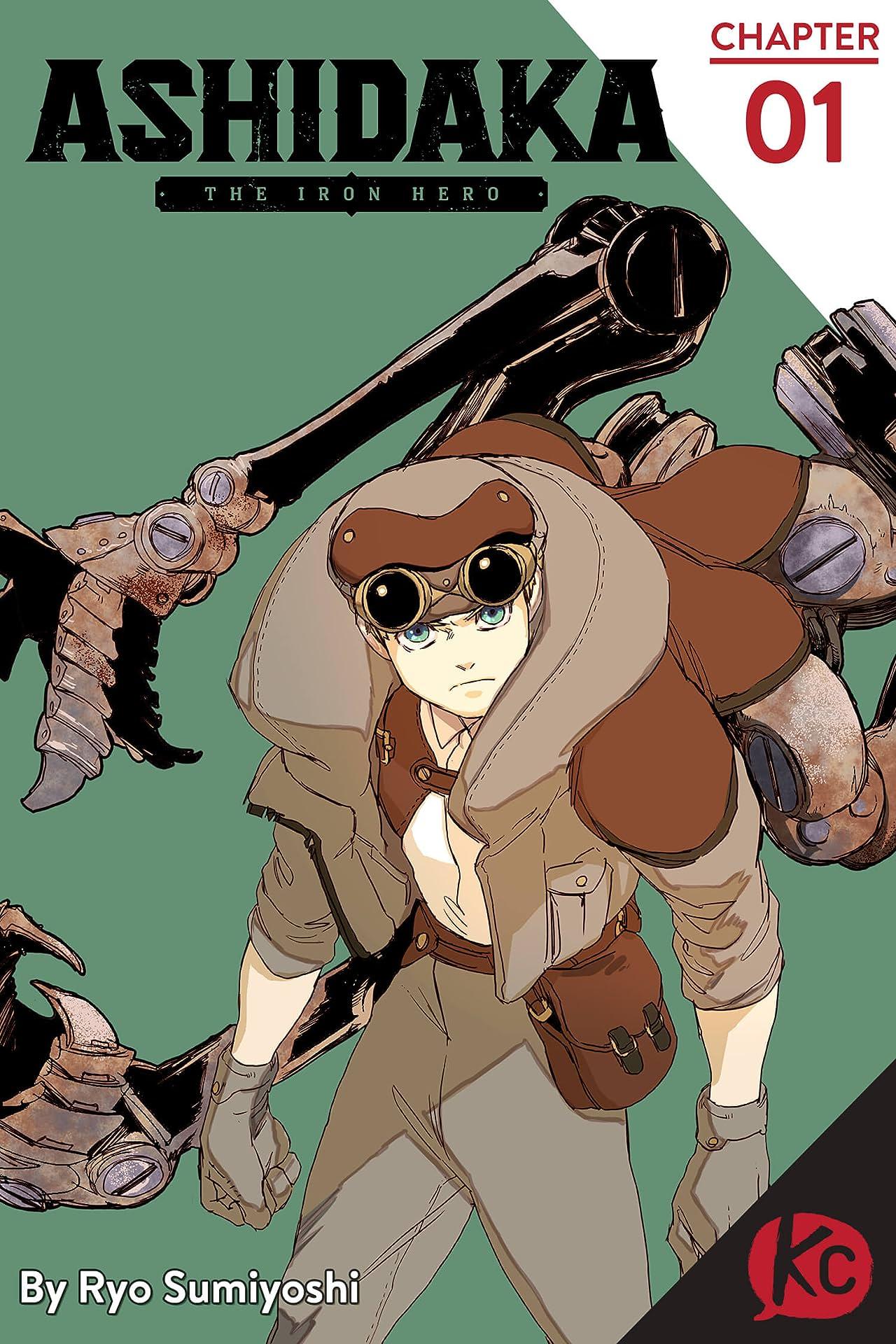 ASHIDAKA -The Iron Hero- #1