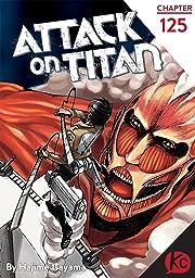 Attack on Titan #125