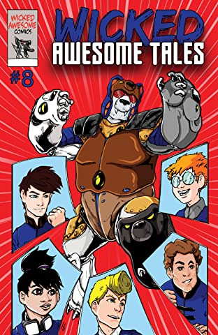 Wicked Awesome Tales #8
