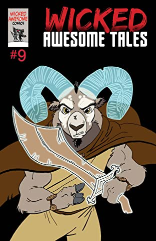 Wicked Awesome Tales #9