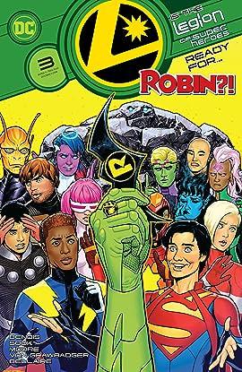 Legion of Super-Heroes (2019-) #3