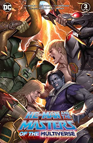 He-Man & the Masters of the Multiverse (2019-) No.3