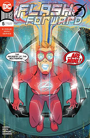 Flash Forward (2019-) #5