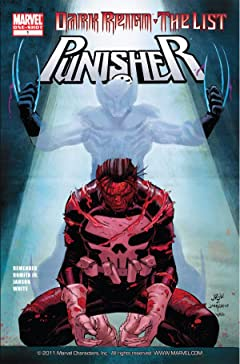 Dark Reign: The List: Punisher