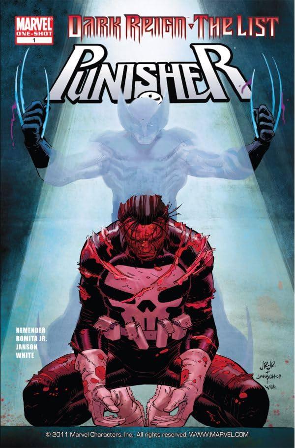 Dark Reign: The List: Punisher