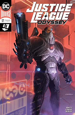 Justice League Odyssey (2018-) No.17