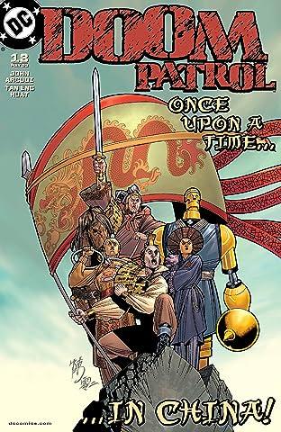 Doom Patrol (2001-2003) #18