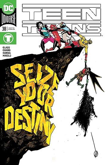 Teen Titans (2016-) #38