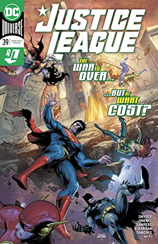 Justice League (2018-) No.39