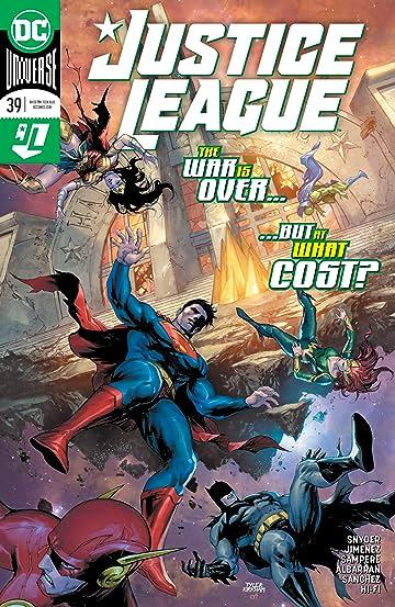 Justice League (2018-) #39