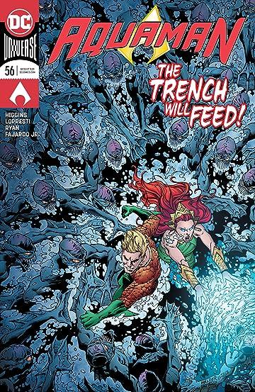 Aquaman (2016-) #56