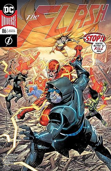 The Flash (2016-) No.86