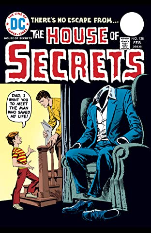 House of Secrets (1956-1978) #128