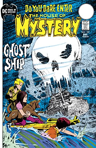 House of Mystery (1951-1983) No.197