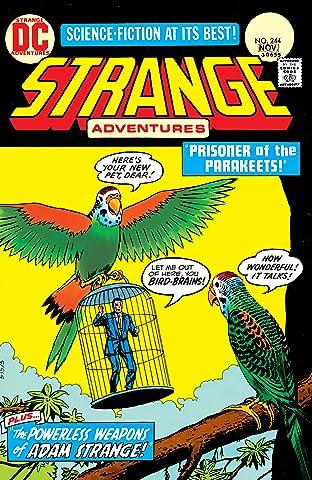 Strange Adventures (1950-1973) #244