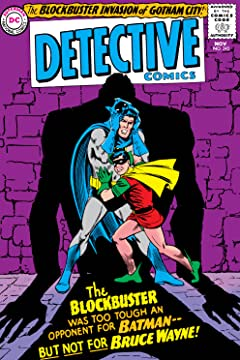 Detective Comics (1937-2011) No.345