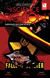 John Carpenter's Tales of Science Fiction: SURVIVING NUCLEAR ATTACK #4