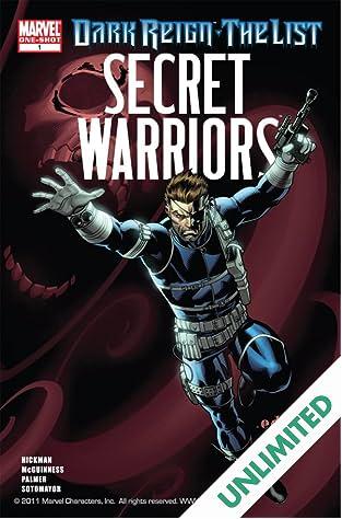 Dark Reign: The List: Secret Warriors