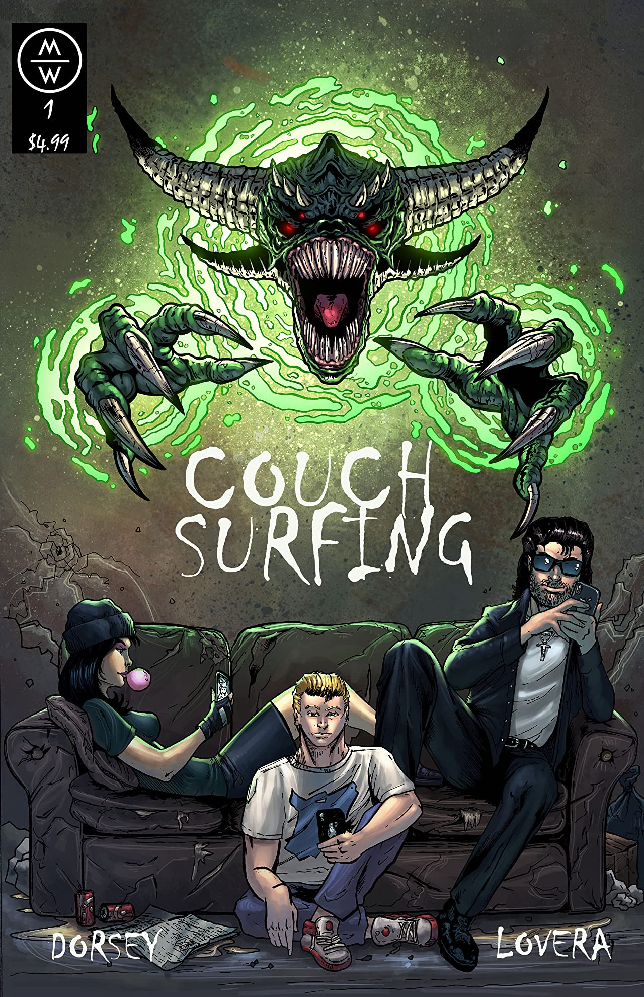 Couch Surfing #1
