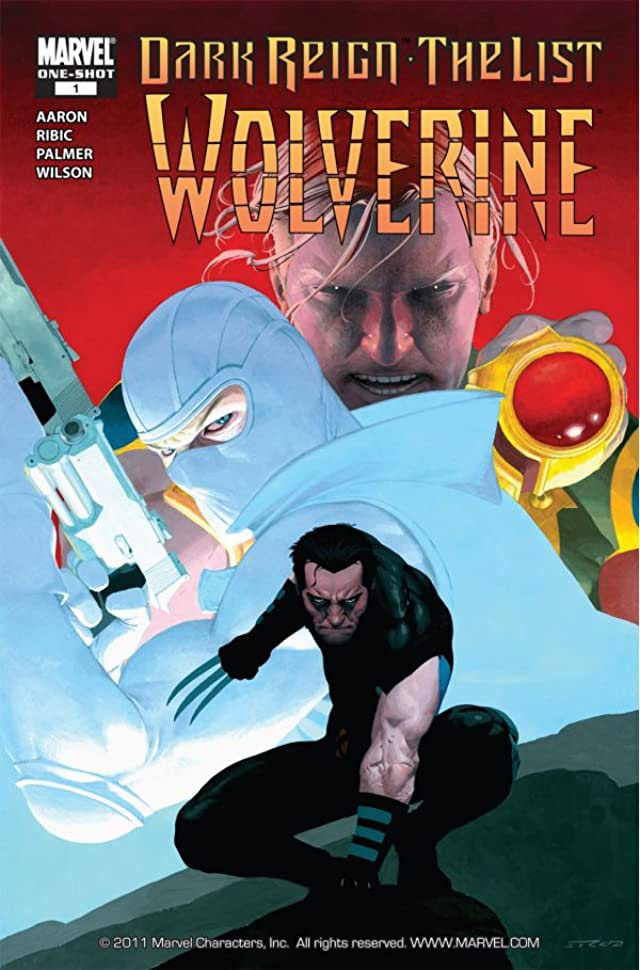 Dark Reign: The List: Wolverine