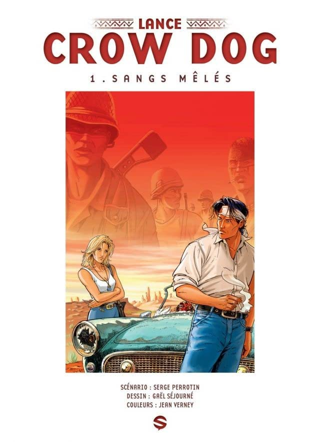 Lance Crow Dog Vol. 1: Sangs Mêlés