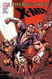 Dark Reign: The List: X-Men