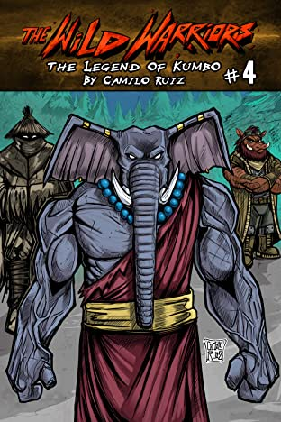 The Wild Warriors #4