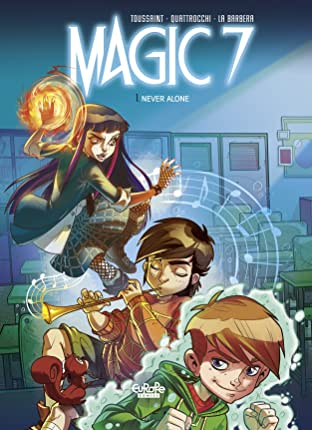 Magic 7 Tome 1: Never Alone