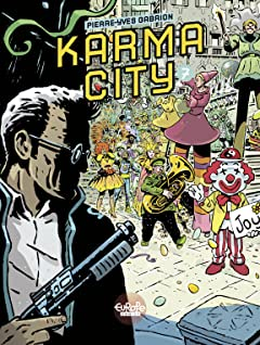 Karma City Vol. 7