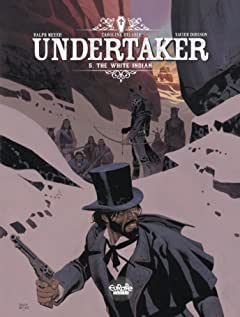 Undertaker Vol. 5: The White Indian