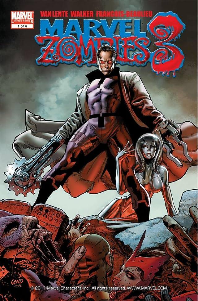 Marvel Zombies 3 #1
