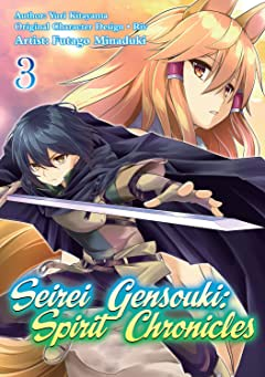 Seirei Gensouki: Spirit Chronicles Vol. 3