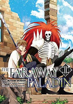 The Faraway Paladin Tome 2