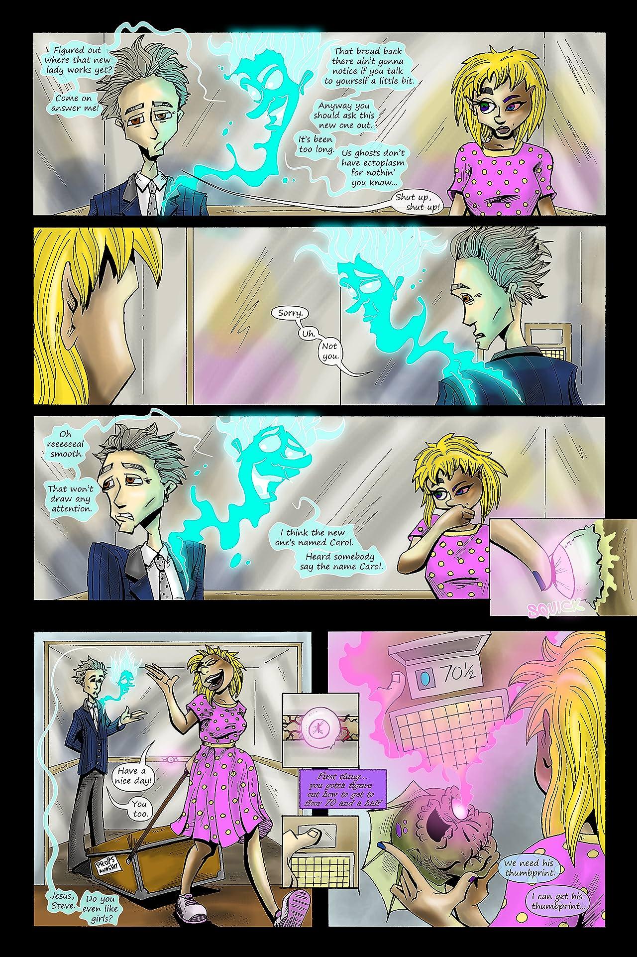 Combat Fairies #9