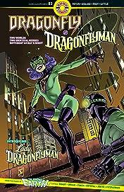 Dragonfly & Dragonflyman #3