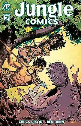 Jungle Comics #2