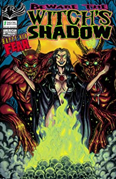 Beware the Witch's Shadow: Happy New Fear #1