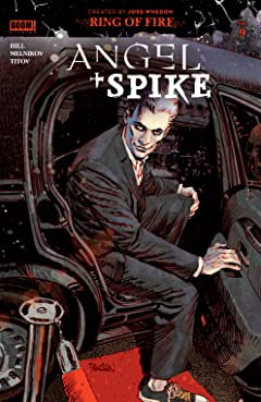 Angel & Spike #9