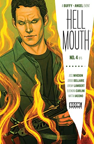 Buffy the Vampire Slayer/Angel: Hellmouth #4